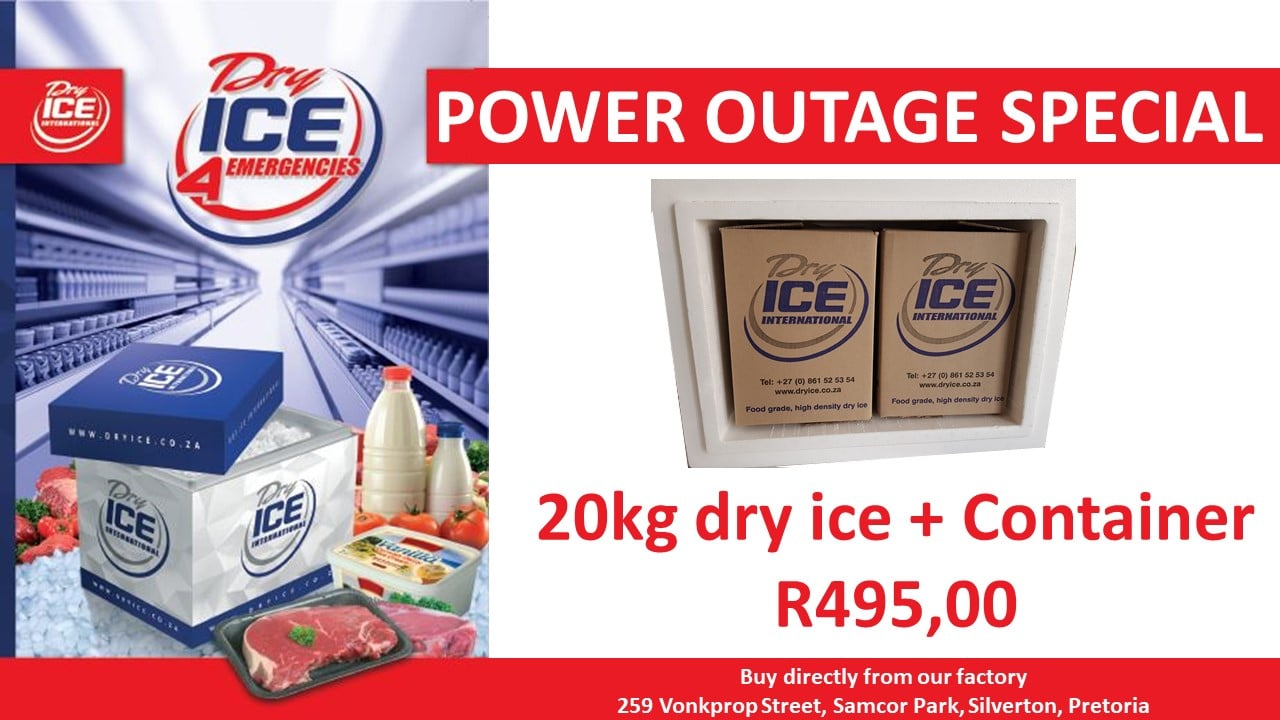 Gauteng Power Outage