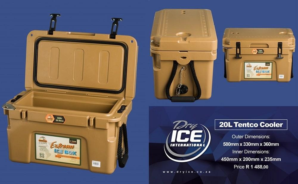 20L Tentco Cooler