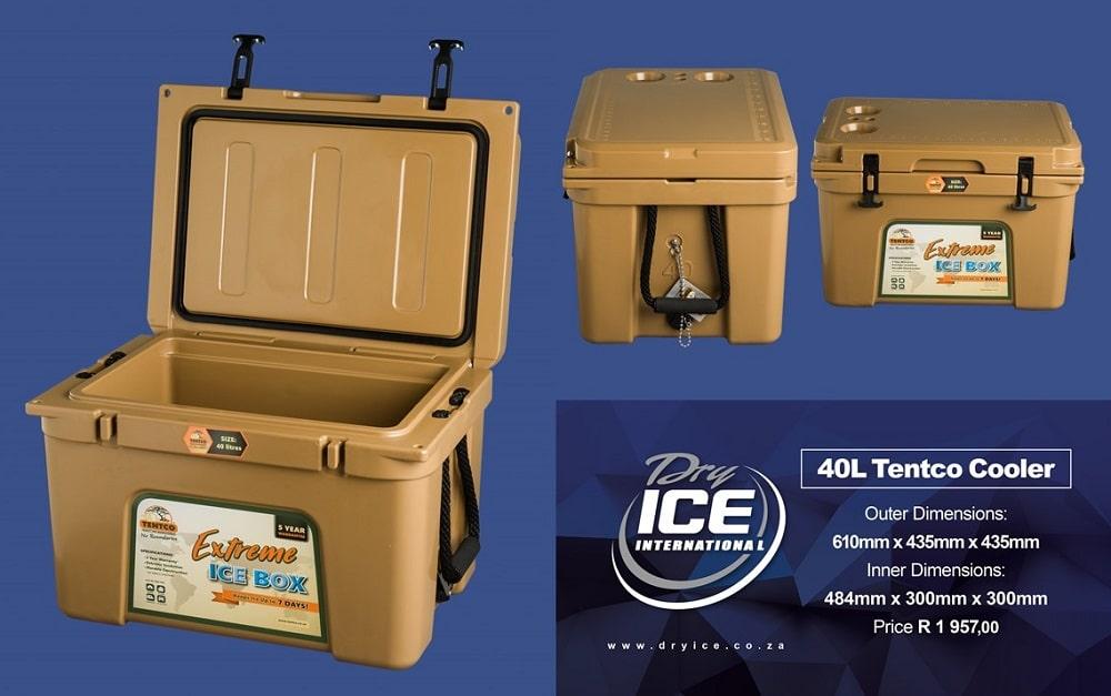 40L Tentco Cooler