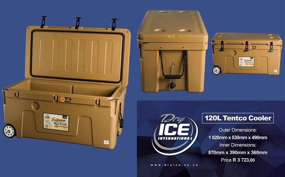 120L Tentco Cooler