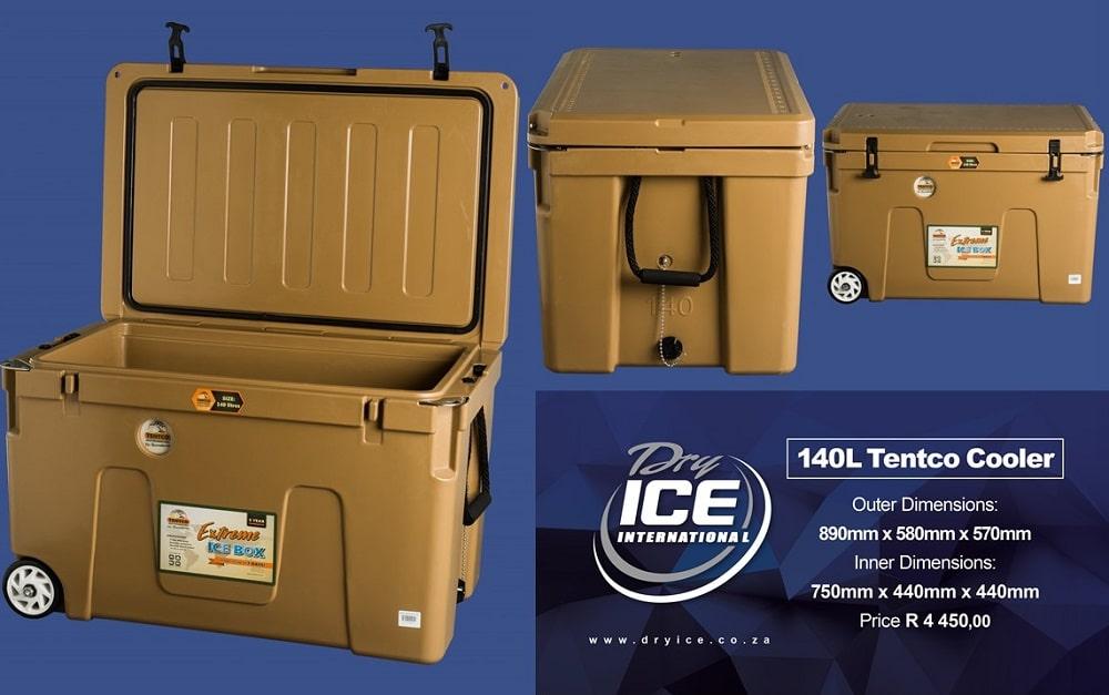 140L Tentco Cooler